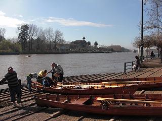 ティグレ・ボート