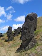 モアイ像(イースター島)