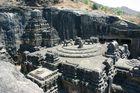 エローラ石窟群(インド)